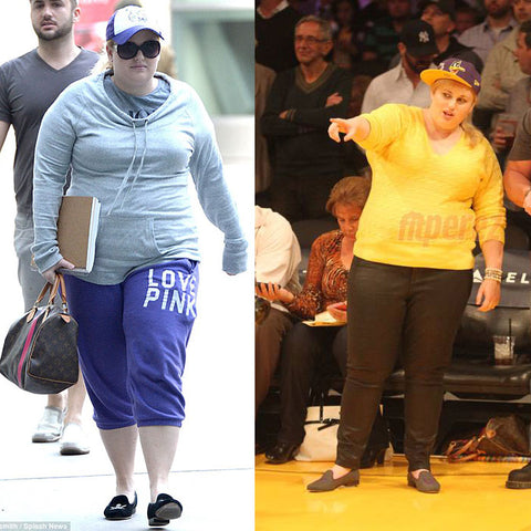 Rebel Wilson Clothing Style