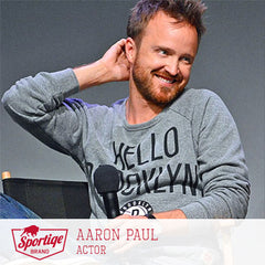 Aaron Paul Hello Brooklyn Sweatshirt