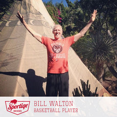 Bill Walton Grateful Dead T-Shirts