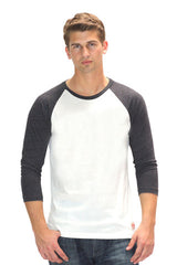 SPORTIQE BLACK OATS RAGLAN SHIRT