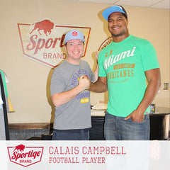 Calais Campbell Football Player