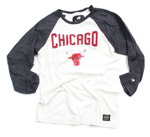 Chicago Bulls Long Sleeve T-Shirts