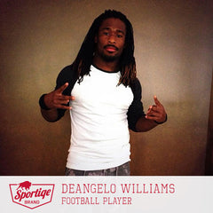 Deangelo Williams Oats Raglan T-Shirt