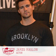 James Maslow Brooklyn T-shirt