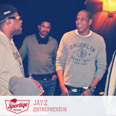 Jay Z Brooklyn Nets Crewneck Sweatshirt