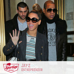 Jay Z Brooklyn Nets Gray Crewneck Sweatshirt