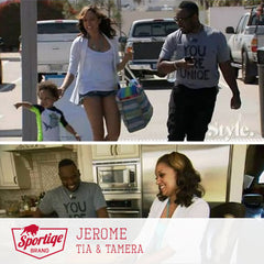 Jerome Tia and Tamera