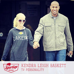 Kendra Leigh Baskett LA Lakers