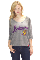 LA LAKERS WOMENS MARSHALL SHIRT