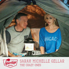 Sarah Michelle Gellar Chicago Shirt The Crazy Ones