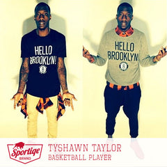 Tyshawn Taylor Hello Brooklyn Nets