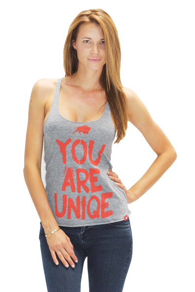 You Are Uniqe Sportiqe Tank