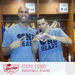 Steph Curry One Heart Sportiqe