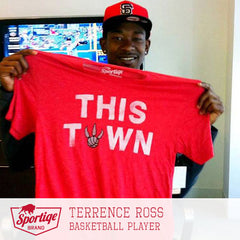Terrence Ross This Town Sportiqe