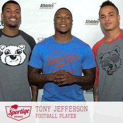Tony Jefferson Sportiqe Apparel
