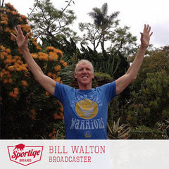 Bill Walton Grateful Dead Golden State Warriors T Shirt