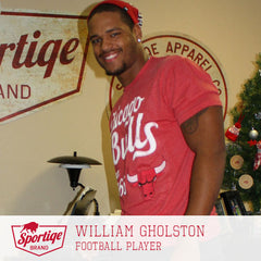 William Gholston Chicago Bulls Sportiqe