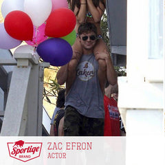 Zac Efron LA Lakers Sportiqe