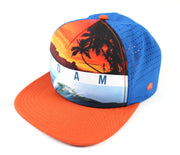 Surf Sublimation Hat