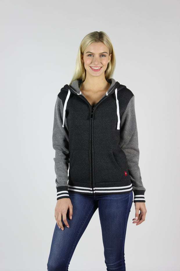 Sportiqe Women's Finch Jacket Black