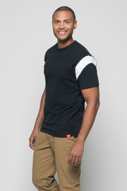 Sportiqe Men's Grange Football Tee