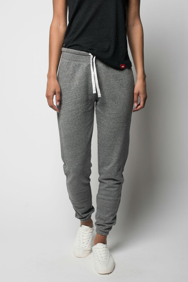 Sportiqe Women's Dundee Sweatpants Gray