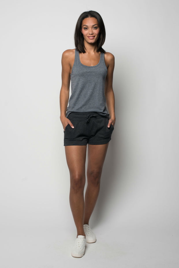 Sportiqe Women's Bia Shorts Black