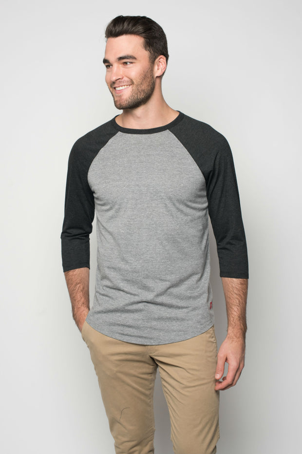 Sportiqe Men's Schwarber Shirt Black