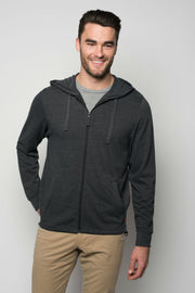 Sportiqe Men's Jerry Jacket Black