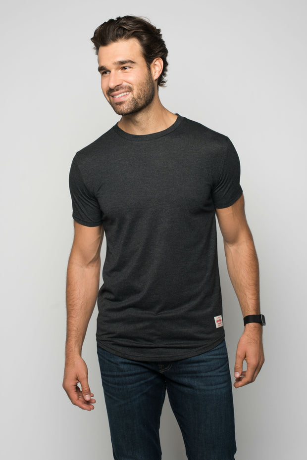 Sportiqe Men's Wade Tee Black