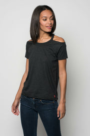 Sportiqe Women's Chloe Shirt Black