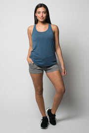 Sportiqe Women's Bia Shorts Gray