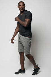 Sportiqe Men's Hades Shorts Gray
