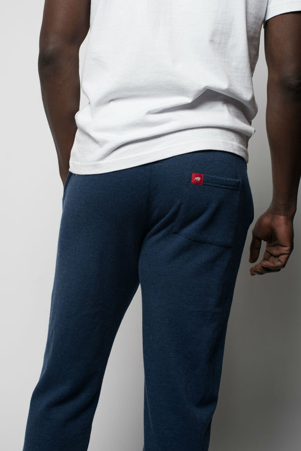 Sportiqe Men's Quincy Sweatpants Navy