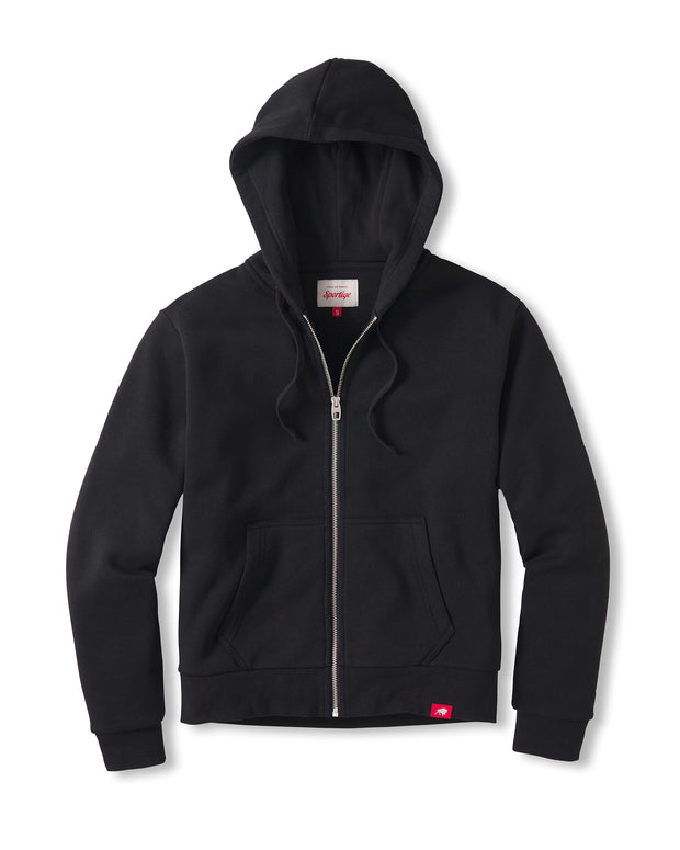 WOMEN'S ALLY ZIP UP HOODIE
