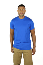 Sportiqe Men's Relaxed Comfy Shirt Royal