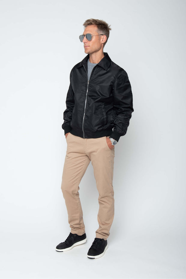 MEN'S FLIGHT BOMBER JACKET