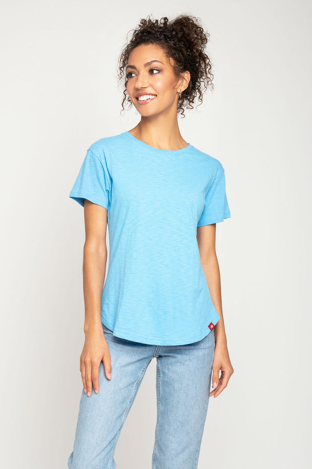 Sportiqe Women's Freedom Tee Sale Colors