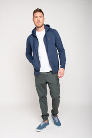 SPORTIQE APPLIQUE MEN'S CANNON ZIP HOODIE