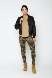 WOMEN'S ACE BOMBER JACKET