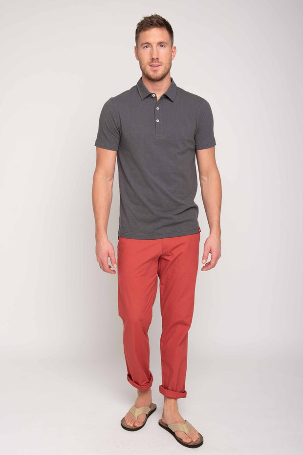 SPORTIQE MEN'S MONTAUK POLO