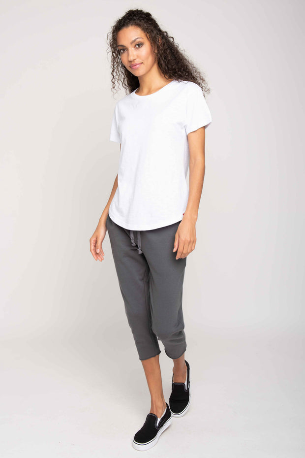Sportiqe Women's Breaker Capri Sweatpants