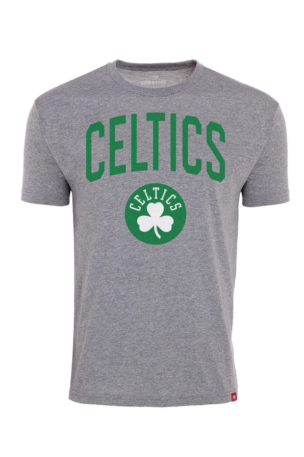 SPORTIQE BOSTON CELTICS GRAPHIC COMFY TEE