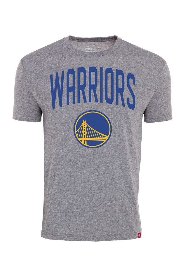 SPORTIQE GOLDEN STATE WARRIORS GRAPHIC COMFY TEE