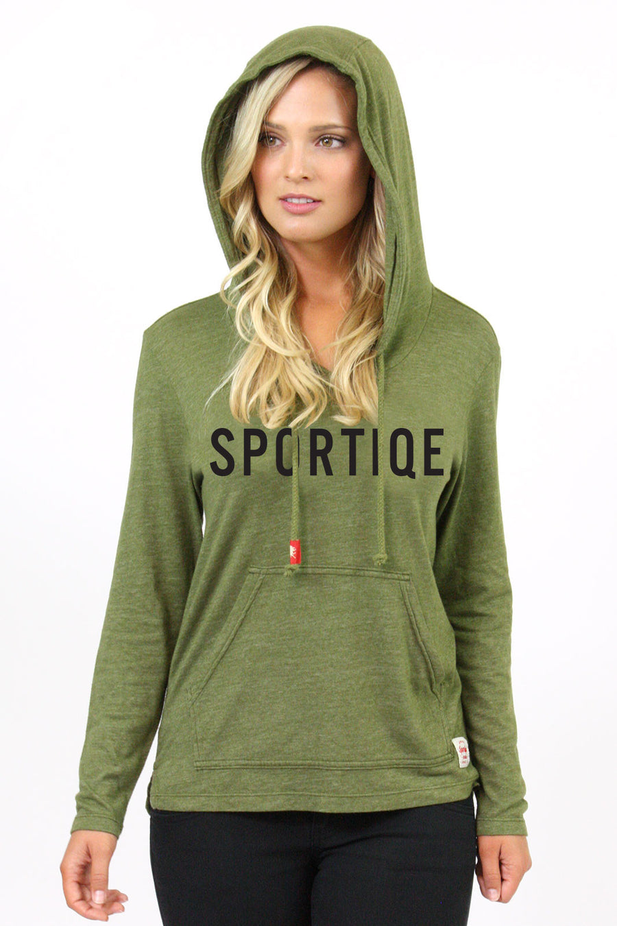 Sportiqe Women's Aniston Sweatshirt- Level