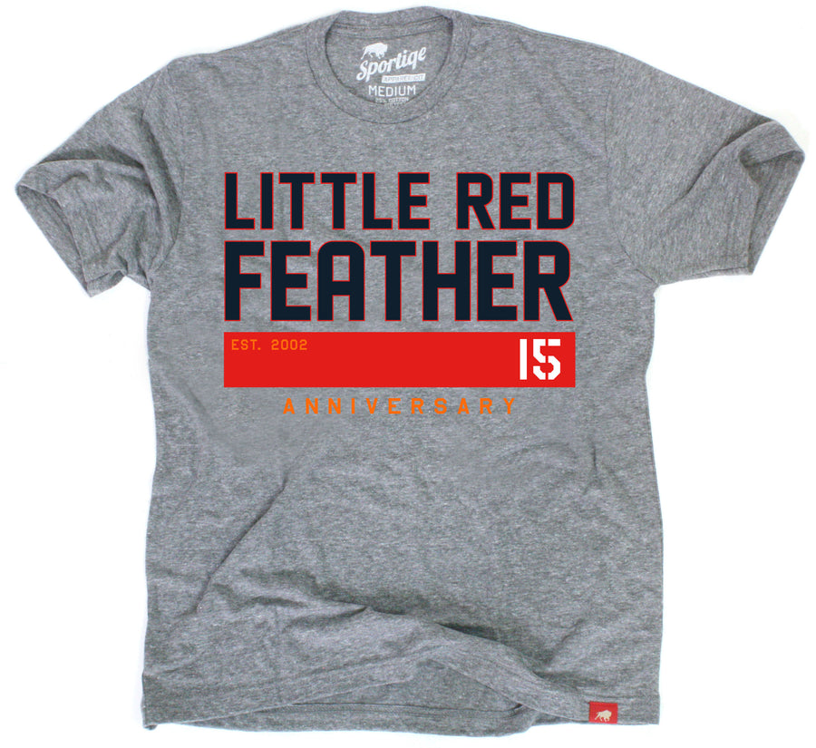 Little Red Feather | COMFY T