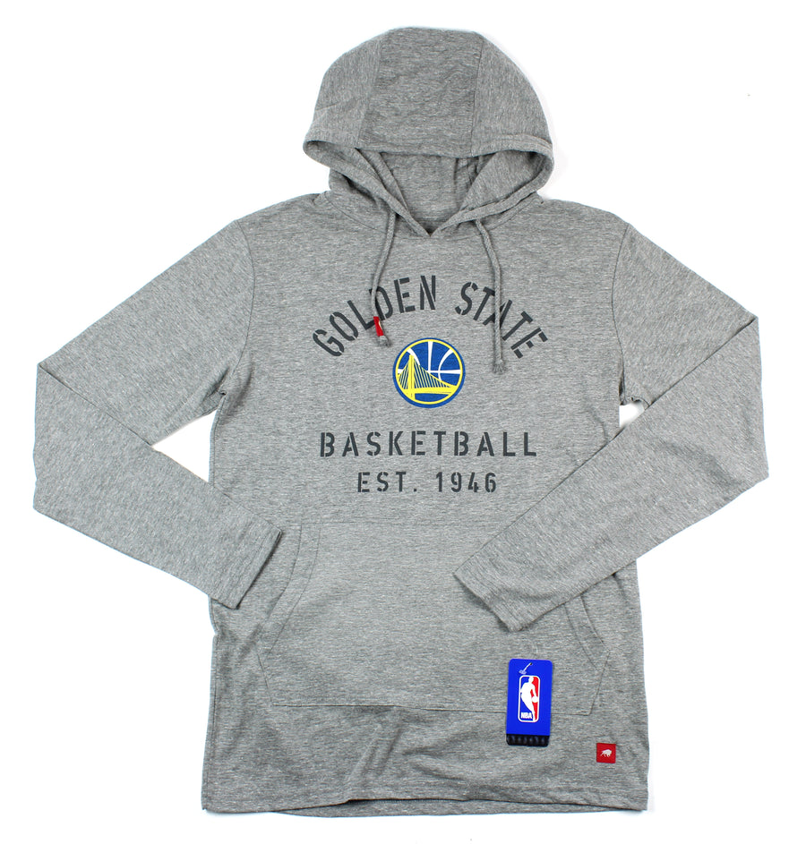Sportiqe Men's Rowan Gray - Golden State Warriors