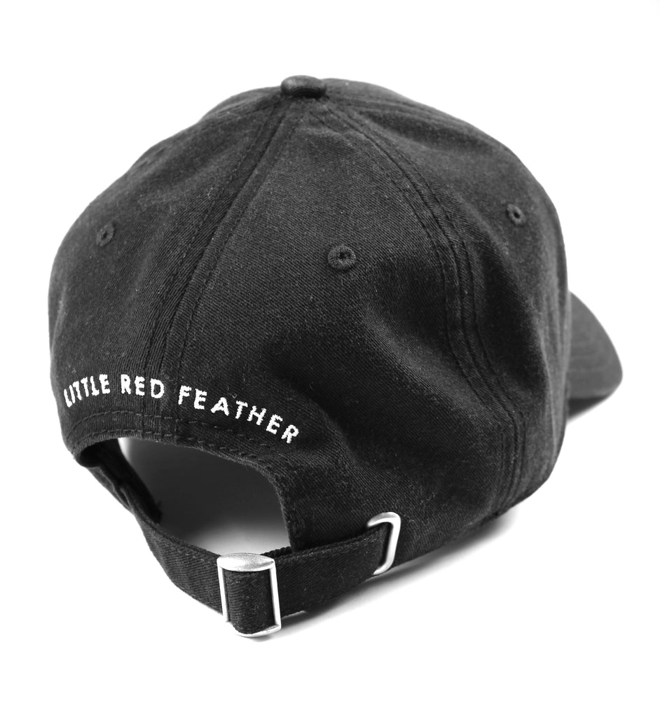 Little Red Feather | Hat