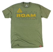 Sportiqe Men's Davis Military Green - Pathfinder