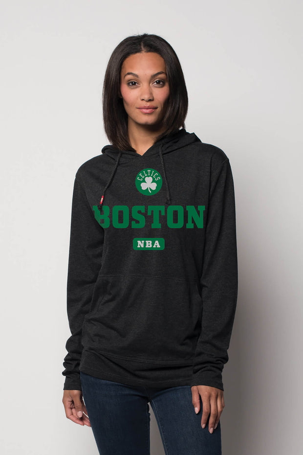 SPORTIQE BOSTON CELTICS GRAPHIC ROWAN SWEATSHIRT
